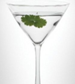 Try also LEVEL Lemon Balm Martini.