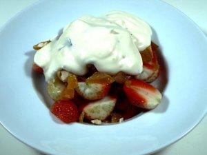 Prøv også Jordbær i krem (Batido de fresas).