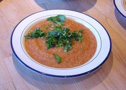 Prøv også Tomatsuppe med basilikum.