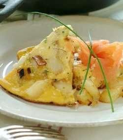 Prøv også Tortilla med laks.