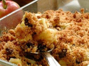 Prøv også Lune epler med smuldrelokk.