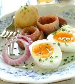 Prøv også Sildetallerken med egg 1.