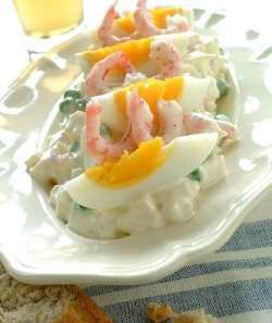 Prøv også Septembersalat med egg.