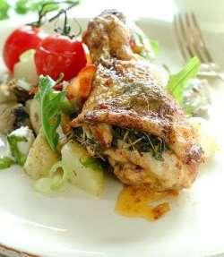 Prøv også Kyllinglår med urter.