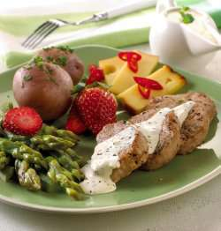 Prøv også Svin indrefilet med asparges.