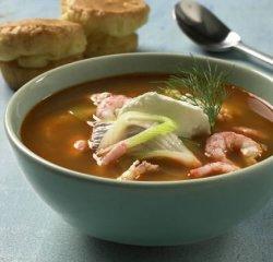 Prøv også Fiskesuppe med fennikel.