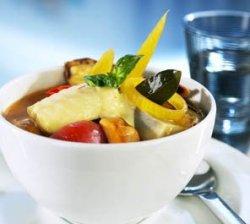 Prøv også Norsk steinbit bouillabaisse.