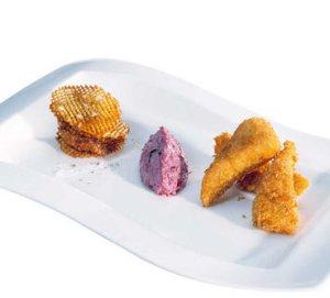 Prøv også Fritert Ishavsrøye med chips.