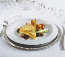 Prøv også Stekt Norsk Kveite med fint tilbehør.