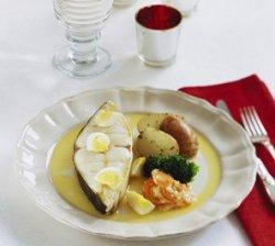 Prøv også Norsk Kveite på tradisjonelt vis.