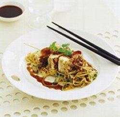 Prøv også Grillet Norsk Kveite på asiatisk vis.