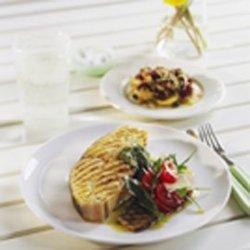 Prøv også Grillet Norsk Kveite på italiensk vis.