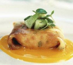 Prøv også Quick ´Blini´ fyllt med norsk laks og ost.