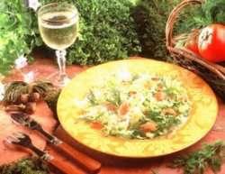 Prøv også Laks med salat og agurk.