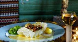 Prøv også Lutefisk Larousse Gastronomique 2006.