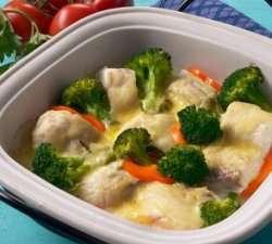 Prøv også Torsk og brokkoli i form.