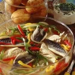 Prøv også Paprikasyltet makrell.