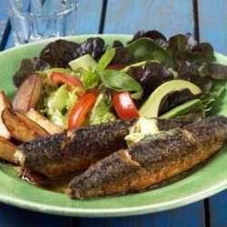 Prøv også Ansjoskrydret makrell.