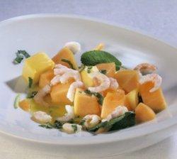 Prøv også Norske reker i mangosalat.