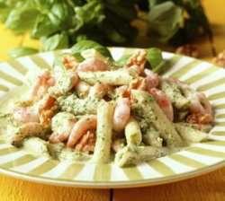 Prøv også Norske reker i pasta med pesto.
