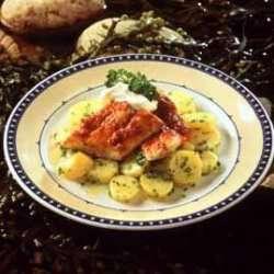Prøv også Ovnsbakt sei med grillsaus.
