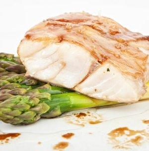 Prøv også Ovnsbakt sei med ingefær og asparges.