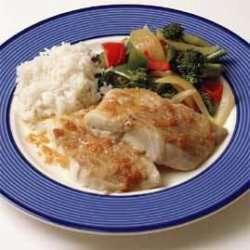 Prøv også Asiatisk sei med grønnsakwok.