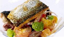 Prøv også Norsk Sild med panzanellasalat.