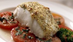 Prøv også Torsk med tomatsalat.