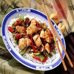 Prøv også Stekt torsk med kinesisk saus.