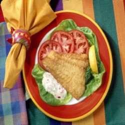 Stekt torsk med jalapeno tartarsaus oppskrift.