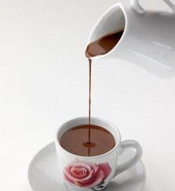 Fløyelsmyk sjokolade oppskrift.