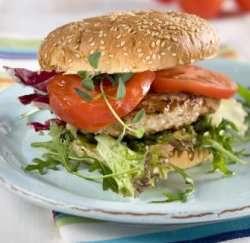 Prøv også Gresk burger med svinekjøtt.