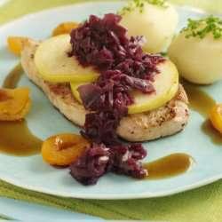 Prøv også Skinkebiff med rødkål.