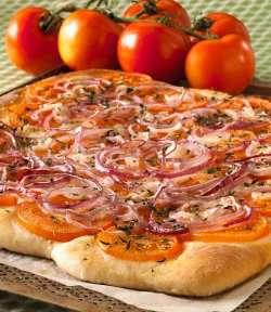 Prøv også Hverdagspizza, vegetar.