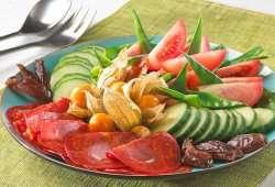 Prøv også Frisk chorizotallerken - sommermat på sitt beste.
