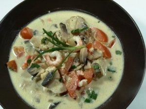 Prøv også Fiskesuppe med tomat.