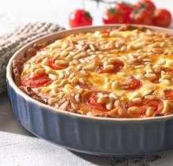 Prøv også Tomatpai med blåmuggost.