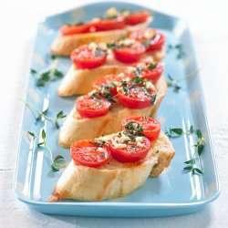 Prøv også Tomatbruschetta 2.