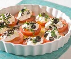 Prøv også Kesamtoppede tomater.