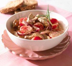 Prøv også Gryte med tomat og svinekjøtt.