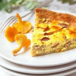 Prøv også Sopp-pai med kantarell.