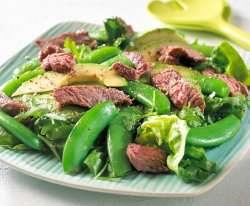 Prøv også Salat med biff.