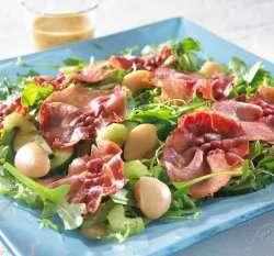 Prøv også Salat med hvite bønner.