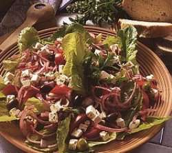 Prøv også Gresk salat 1.