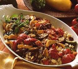 Prøv også Gratinerte bønner med grønnsaker.
