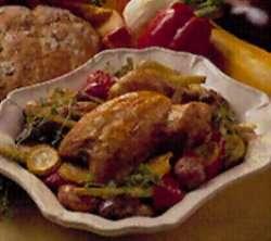 Prøv også Stekt kylling med grønnsaker.