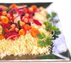 Prøv også Vegetarisk couscous.