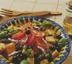 Prøv også Tomatsalat med krutonger.