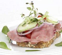 Prøv også Sandwich med kjøttpålegg.